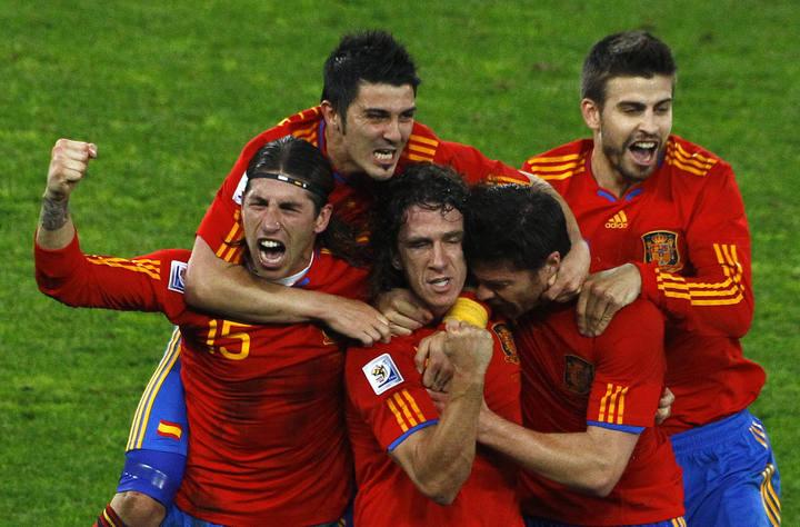 España vs Alemania Partido Completo | Mundial 2010 Semifinal