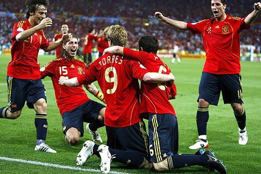 Final Eurocopa 2008: España vs Alemania Partido Completo