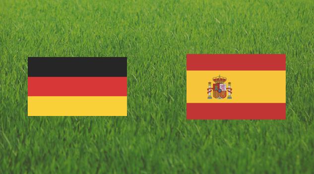 España contra Alemania Semifinal Mundial 2010 - Partido completo