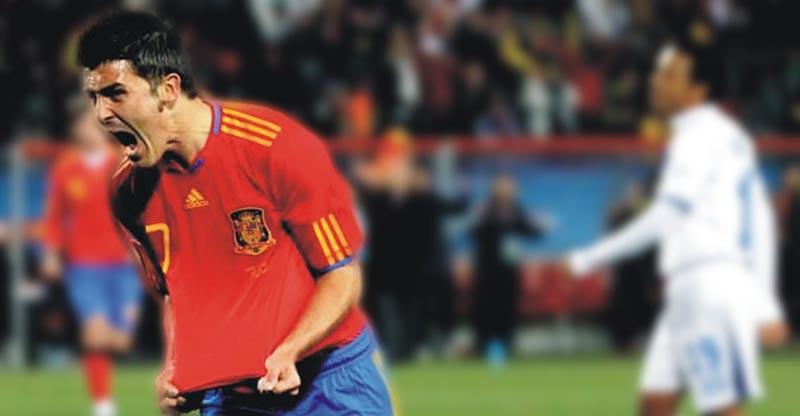 España vs Honduras Partido Completo Mundial Sudáfrica 2010