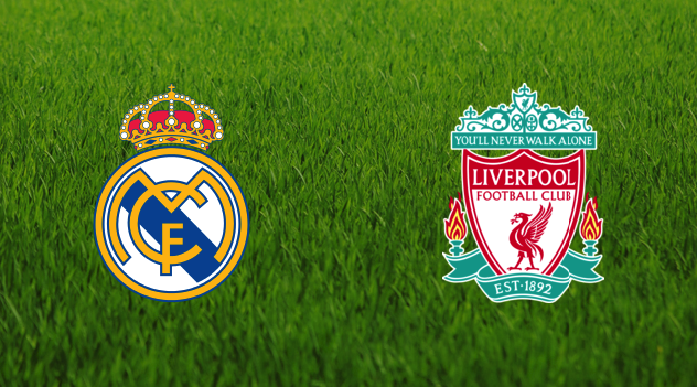Real Madrid contra Liverpool Final Champions 2018