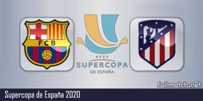 Barcelona vs Atletico Madrid - Partido Completo en Diferido