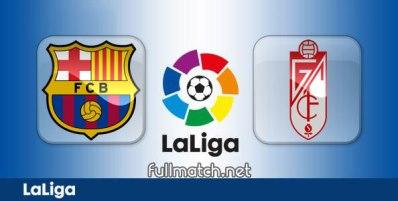 Barcelona vs Granada - Partido Completo en Diferido