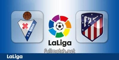 Eibar vs Atletico Madrid - Partido Completo en Diferido