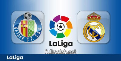 Getafe vs Real Madrid - Partido Completo en Diferido