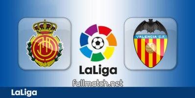 Mallorca vs Valencia - Partido Completo en Diferido