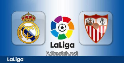 Real Madrid vs Sevilla - Partido Completo en Diferido