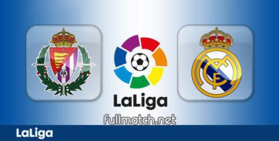 Real Valladolid vs Real Madrid - Partido Completo en Diferido