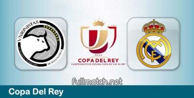 Unionistas vs Real Madrid - Partido Completo en Diferido