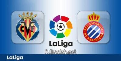 Villarreal vs Espanyol - Partido Completo en Diferido