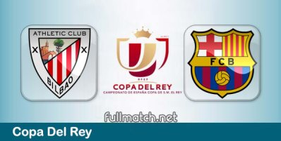 Athletic Bilbao vs Barcelona - Partido Completo en Diferido