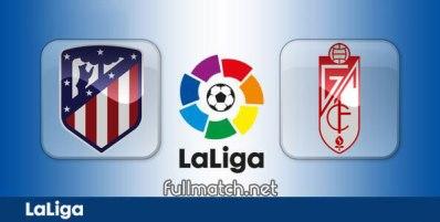Atletico Madrid vs Granada - Partido Completo en Diferido