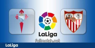 Celta Vigo vs Sevilla - Partido Completo en Diferido
