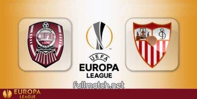 CFR Cluj vs Sevilla - Partido Completo en Diferido
