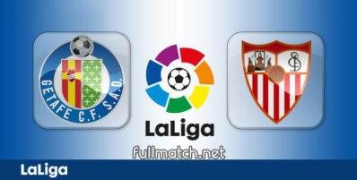 Getafe vs Sevilla - Partido Completo en Diferido