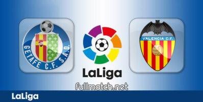 Getafe vs Valencia - Partido Completo en Diferido