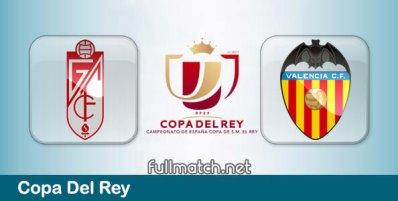 Granada vs Valencia - Partido Completo en Diferido