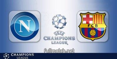 Napoli vs Barcelona - Partido Completo en Diferido