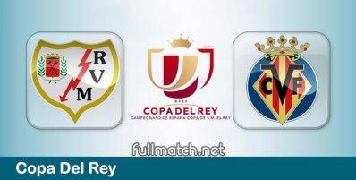 Rayo Vallecano vs Villarreal - Partido Completo en Diferido