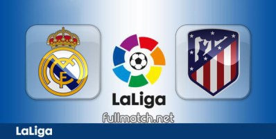 Real Madrid vs Atletico Madrid - Partido Completo en Diferido