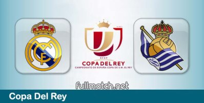 Real Madrid vs Real Sociedad - Partido Completo en Diferido