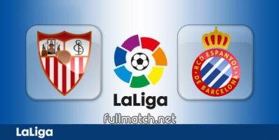 Sevilla vs Espanyol - Partido Completo en Diferido