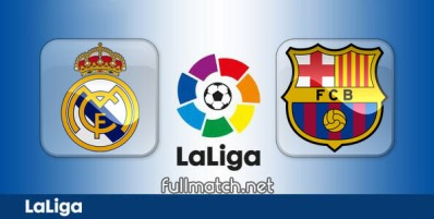 Real Madrid vs Barcelona - Partido Completo en Diferido